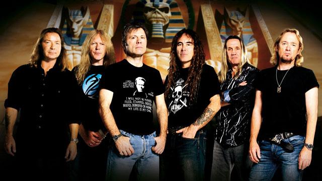 Iron Maiden u srpnju iduće godine u Zagrebu