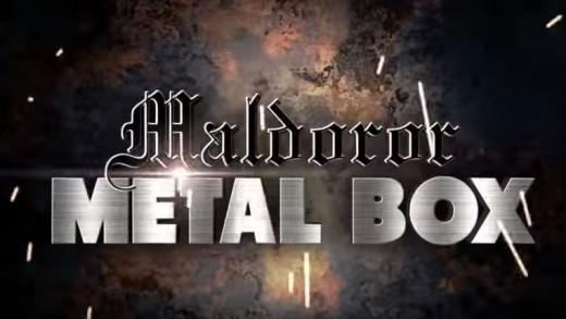 Maldoror Metal Box