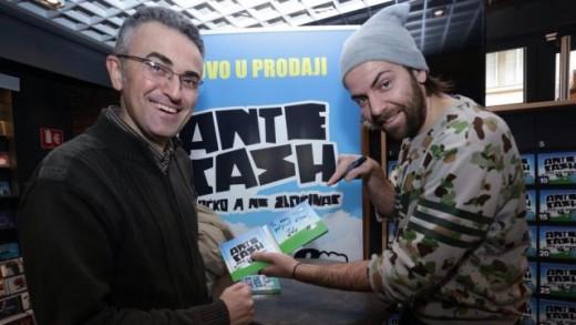 Zvijezda vikenda – Ante Cash