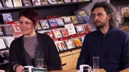 Nova ploča – Cafe, Valerija Nikolovska i Viktor Lipić