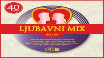 CD preporuka – 'Ljubavni mix hitovi'