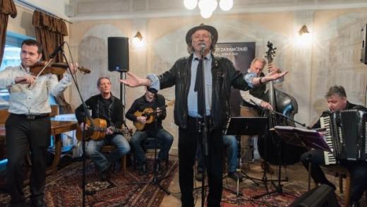 Rade Šerbedžija i Zapadni kolodvor band predstavili live album