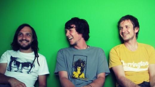 Noise rock trio Nikki Louder novo pojačanje INmusica