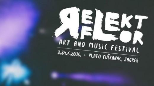 Reflektor festival na platou Tuškanac 3. i 4. lipnja