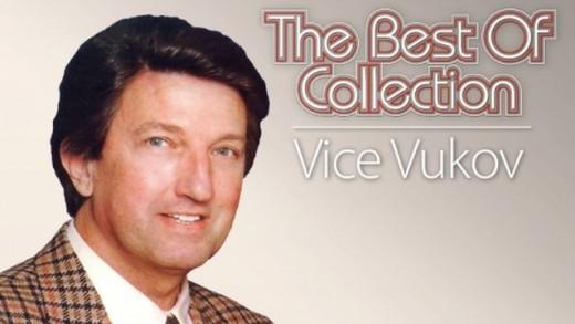 Objavljen album 'The Best of Collection' Vice Vukova