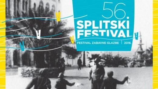 Objavljen dvostruki album '56. Splitski festival'