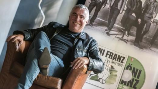 Zoran Predin predstavio novi album Lačnog Franza