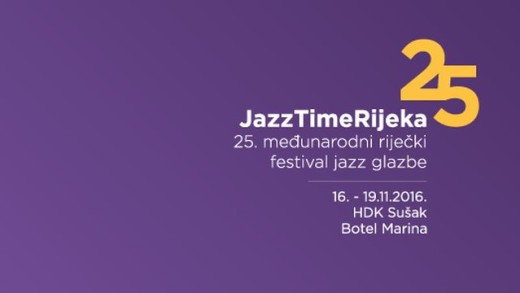 U studenom JazzTime Rijeka slavi 25 godina postojanja