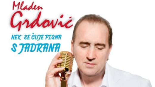"""CD preporuka – Mladen Grdović: """"Nek' se čuje pisma s Jadrana"""""""