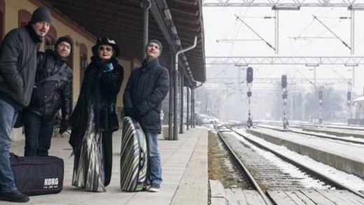 Suradnja Josipe Lisac i grupe Chui na singlu 'Tebi putujem'