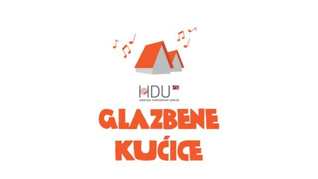 HDU Glazbene kućice na zagrebačkom Cvjetnom trgu