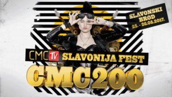 """U PRODAJI JE FESTIVALSKI CD """"SLAVONIJA FEST CMC 200""""!"""