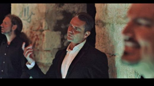 Četiri tenora predstavljaju svoj prvi zajednički spot