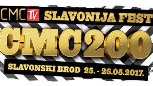 Pozivamo vas na CMC Slavonija fest 200 2017!