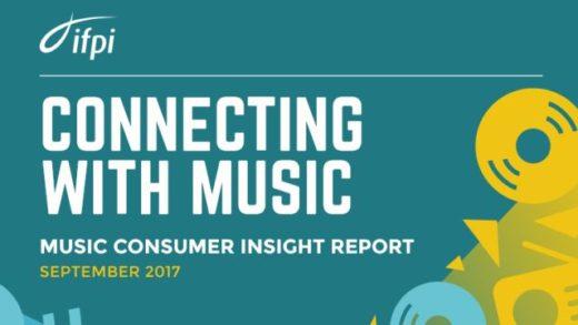 Svjetska diskografska organizacija objavila izvještaj o trendovima u načinu korištenja glazbe u 2017. godini