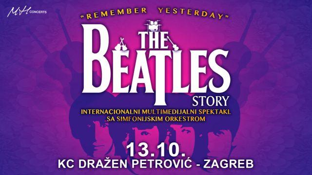 Pop rock spektakl 'Remember Yesterday – The Beatles Story'