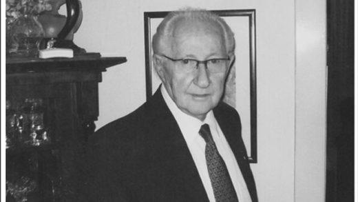 Pero Gotovac (12.2.1927. – 21.9.2017.)