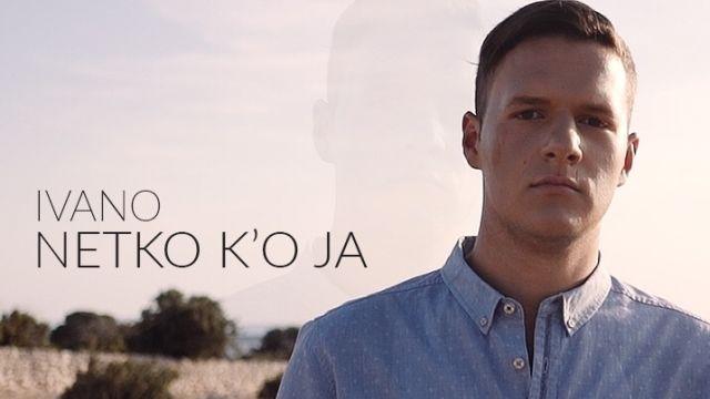 Ivano snimio novu pjesmu i spot 'Netko k'o ja'