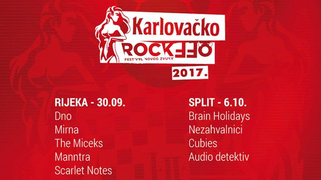 Novi singlovi Karlovačko RockOff festivala od danas u radijskom eteru