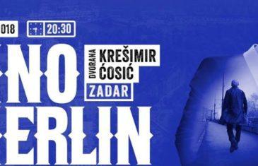 Dino Merlin prvi put u karijeri nastupa u Zadru!