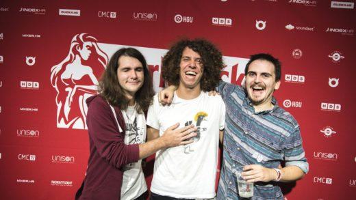 Grupa Harvo Jay pobjednici treće finalne večeri Karlovačko RockOff festivala!