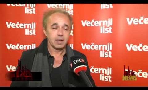 News 20.11.2017.-Peca Popović, Najbolji Hrvatski Tamburaši, Mladen Burnać i Matija Dedić, Producent