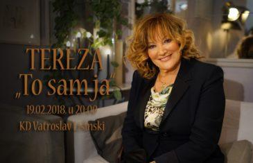 Tereza Kesovija u Lisinskom slavi 60 godina karijere