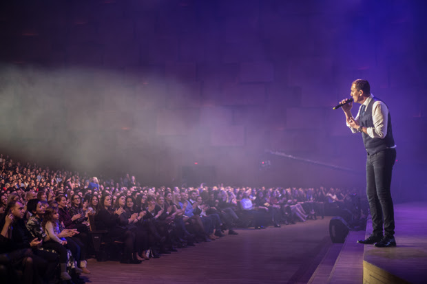 Sergej Ćetković održao koncerte za pamćenje u Lisinskom