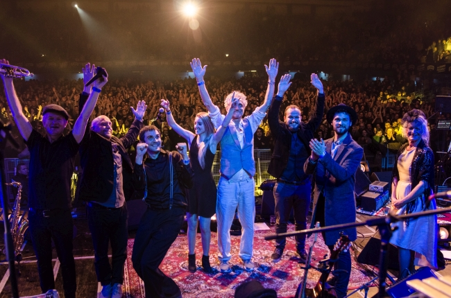 Darko Rundek održao koncert za pamćenje