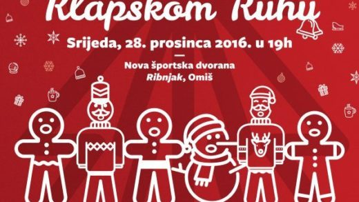Humanitarni koncert: Božić u klapskom ruhu