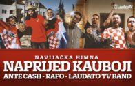Powerplay 18.1. – Laudato TV Band ft. Rafo & Ante Cash – Naprijed Kauboji
