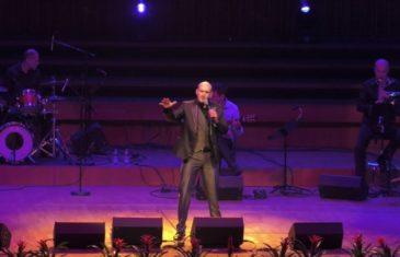Romantični spektakl šibenskog slavuja u Lisinskom