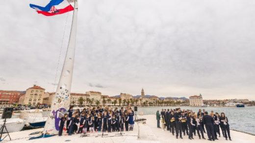 Svečanim podizanjem zastave i službeno započeo Tjedan Porina