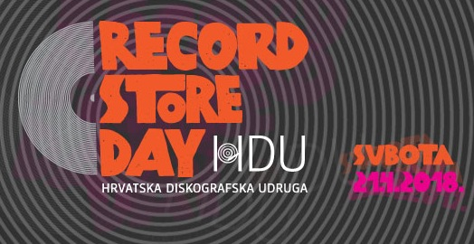 Poznati sadržaji za Record Store Day!