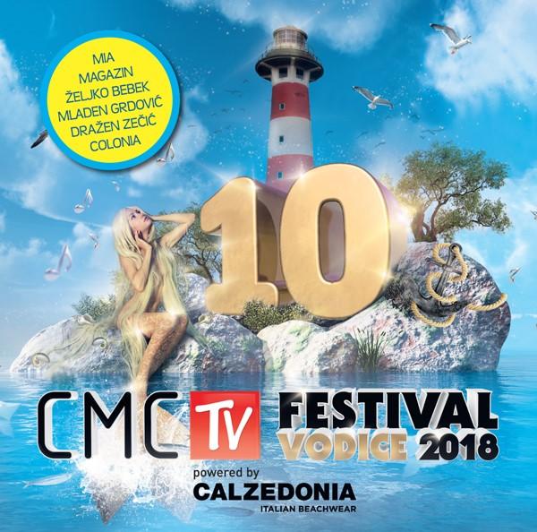 Kompilacija CMC Festival Vodice 2018 najprodavanije izdanje tjedna