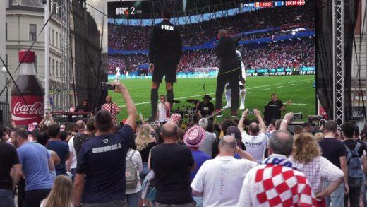 Opća Opasnost zagrijala atmosferu uoči utakmice Hrvatska – Nigerija