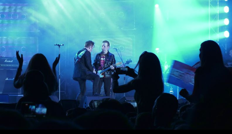 Prljavo Kazalište spektakularnim koncertom proslavilo 40 godina benda i Dan grada Zagreba