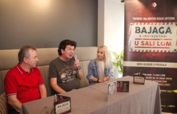 Bajaga u Novoj ploči najavio spektakl u pulskoj Areni 11. kolovoza