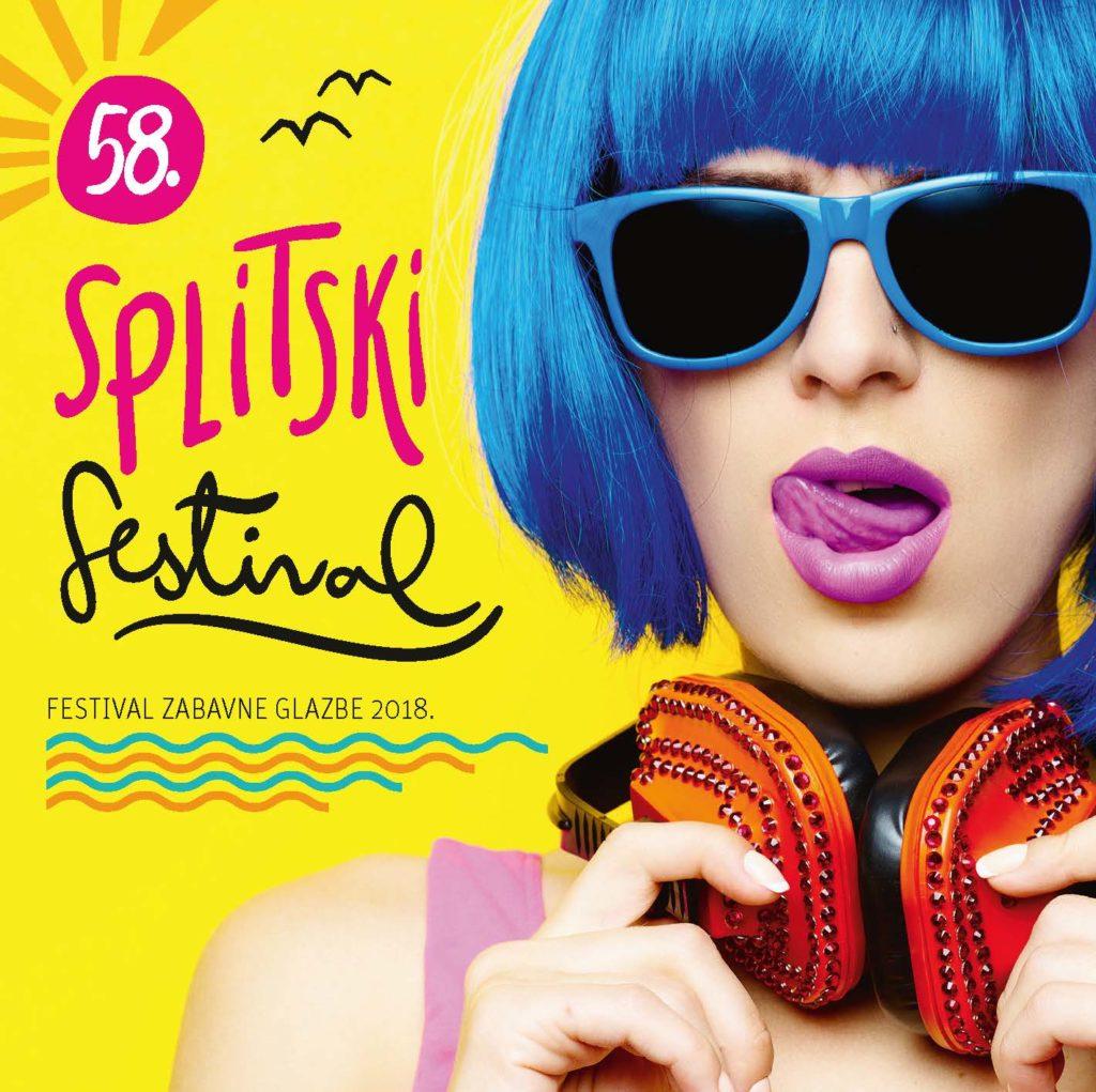 Objavljen album 58. Splitskog festivala!