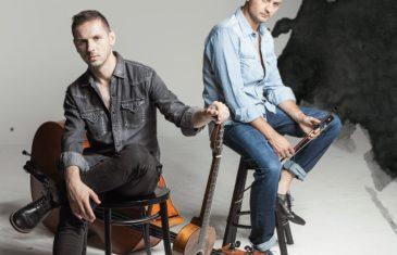 """Hojsak&Novosel na albumu """"Perle"""" predstavljaju Gibonnijeve pjesme u sasvim novom ruhu"""