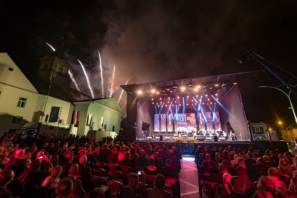 Završen je Aurea fest Požega 2018. godine
