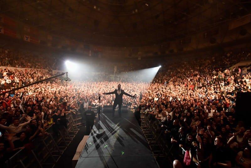 Popularni Jole priredio spektakularni koncert povodom 20. obljetnice karijere