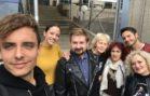 I voditelji CMC televizije, Dalibor Petko i Elena Jung, u akciji darivanja krvi u znak sjećanja na Tošu Proeskog!