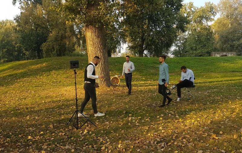 Kas predstavio spot za pjesmu koju su napisali Mia Dimšić i Damir Bačić