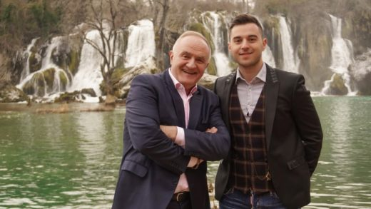 """Mate Bulić i Frano Pehar kao otac i sin u novoj pjesmi i spotu """"Ja sam na te ponosan"""""""