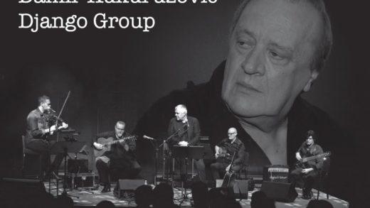 """CD preporuka: Zoran Predin & Damir Kukuruzović Django Group – """"Zoran pjeva Arsena"""""""