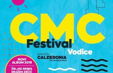 U prodaji dvostruki CD s 40 pjesama CMC festivala Vodice 2019 jedna od najprodavanijih kompilacija u nikad bogatijem izdanju