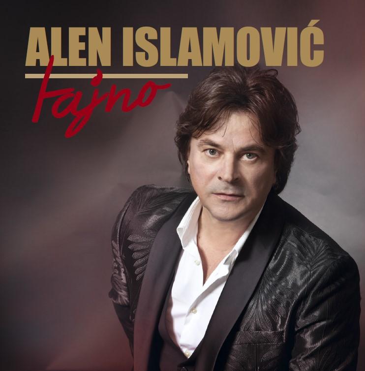 """""""Tajno"""", novi studijski album Alena Islamovića u prodaji!"""