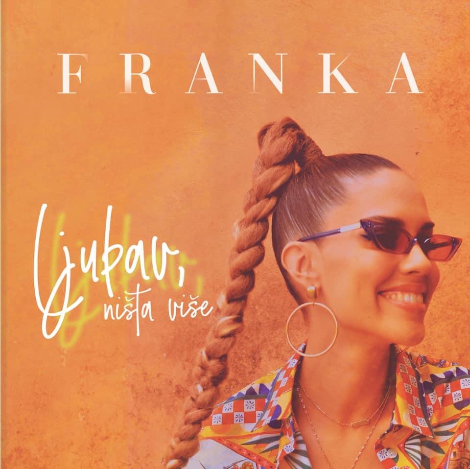 Ljeto, ljubav, ples i ritam u Frankinom novom ljetnom singlu i video spotu