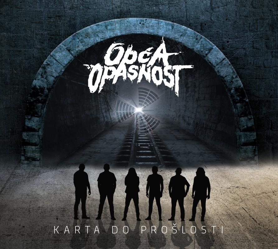 """Opća Opasnost odmah po ulasku zasjela na prvo mjesto HR Top 40 s albumom """"Karta do prošlosti"""""""